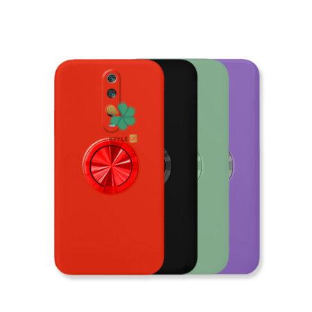 خرید قاب سیلیکونی رینگ دار گوشی شیائومی Xiaomi Mi 9T