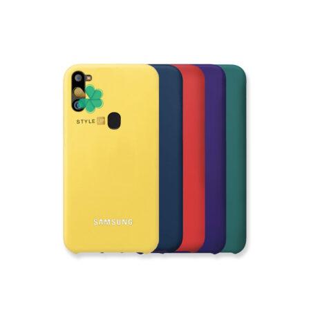 خرید قاب گوشی سامسونگ Samsung Galaxy M21 2021 مدل سیلیکونی