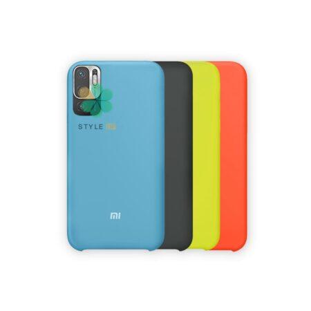 خرید قاب گوشی شیائومی Xiaomi Redmi Note 10T 5G مدل سیلیکونی