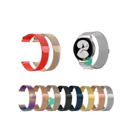 قیمت بند استیل ساعت سامسونگ Galaxy Watch 4 مدل New Milanese