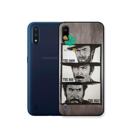 خرید کاور گوشی سامسونگ Samsung Galaxy A01 طرح خوب بد زشت