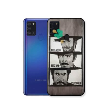 قیمت کاور گوشی سامسونگ Samsung Galaxy A21s طرح خوب بد زشت