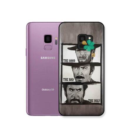 خرید کاور گوشی سامسونگ Samsung Galaxy S9 طرح خوب بد زشت