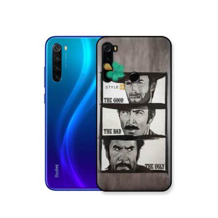 خرید کاور گوشی شیائومی Xiaomi Redmi Note 8 2021 طرح خوب بد زشت