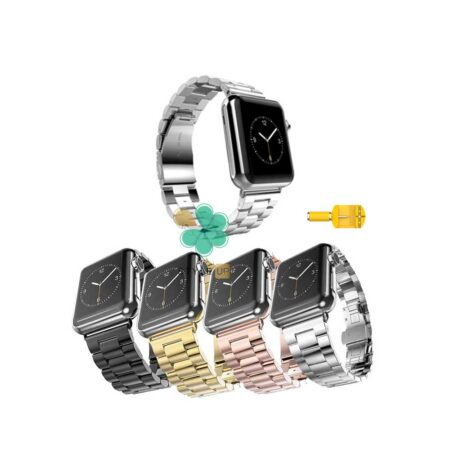 قیمت بند ساعت اپل واچ Apple Watch 7 41mm استیل 3Pointers