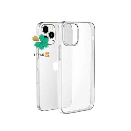 خرید قاب گوشی اپل آیفون Apple iPhone 13 Pro Max مدل ژله ای شفاف