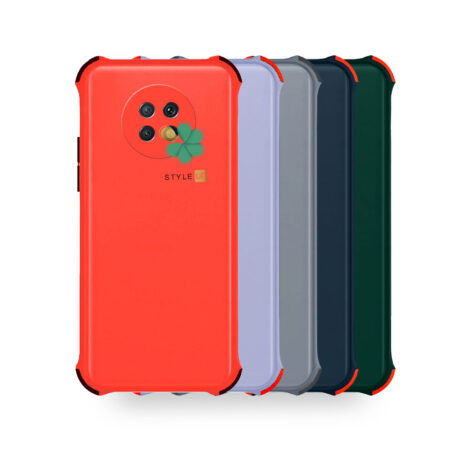خرید قاب گوشی شیائومی Xiaomi Redmi Note 9 5G مدل بامپردار