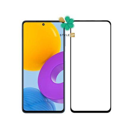 خرید گلس سرامیکی گوشی سامسونگ Samsung Galaxy M52 5G مدل تمام صفحه