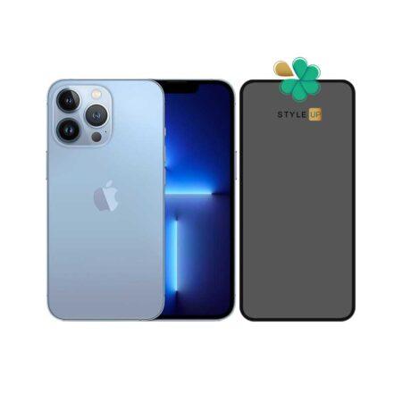 خرید محافظ گلس پرایوسی گوشی اپل آیفون Apple iPhone 13 Pro