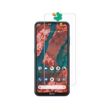 خرید محافظ صفحه گلس گوشی نوکیا Nokia X20 مدل 2.5D