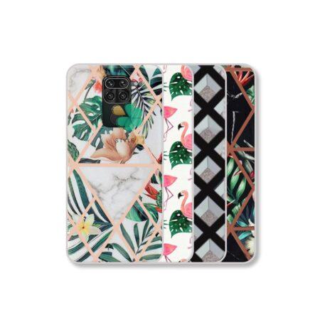خرید قاب محافظ گوشی شیائومی Xiaomi Redmi Note 9 طرح هاوایی
