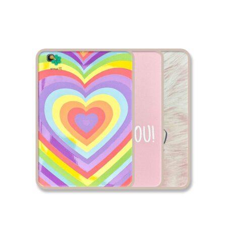 خرید قاب تبلت سامسونگ Samsung Galaxy Tab A 10.1 2019 طرح قلب