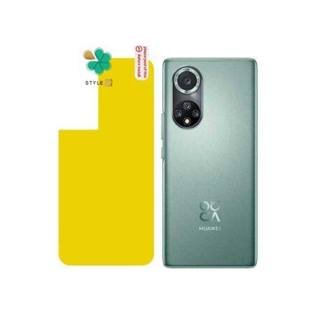 خرید برچسب محافظ نانو پشت گوشی هواوی Huawei Nova 9 Pro