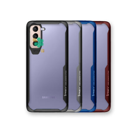خرید قاب IPAKY گوشی سامسونگ Samsung Galaxy S21 Plus