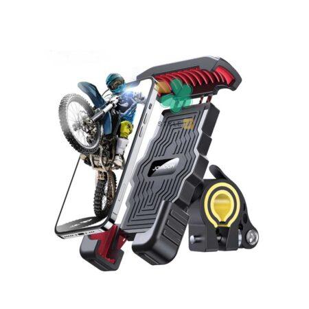 خرید هولدر و نگهدارنده موبایل دوچرخه و موتور جویروم JOYROOM JR-ZS264