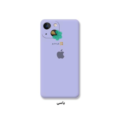 خرید قاب گوشی اپل آیفون Apple iPhone 13 Mini مدل سیلیکونی محافظ لنز دار