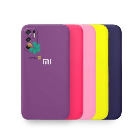 قیمت قاب گوشی شیائومی Redmi Note 10T 5G مدل سیلیکونی محافظ لنز دار