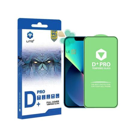 خرید محافظ صفحه گلس گوشی اپل Apple iPhone 13 مدل Lito D+ Pro