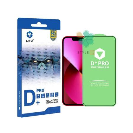 خرید محافظ صفحه گلس گوشی اپل iPhone 13 Mini مدل Lito D+ Pro