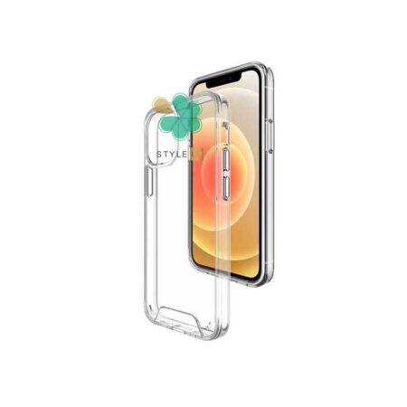 خرید قاب محافظ ژله ای گوشی ایفون Apple iPhone 12 Pro Max مدل Space