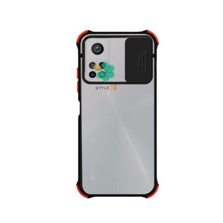 خرید قاب گوشی شیائومی Redmi K30s Ultra مدل پشت مات بامپر دار