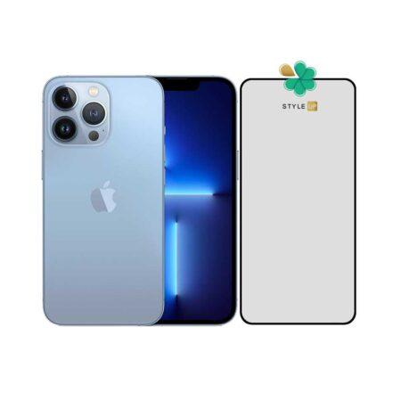 خرید گلس سرامیکی مات گوشی اپل آیفون Apple iPhone 13 Pro