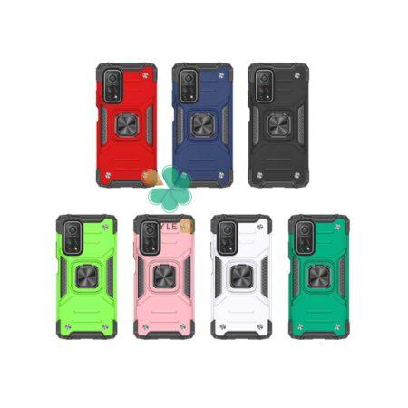 خرید قاب ضد ضربه رینگ دار گوشی شیائومی Xiaomi Redmi K30S Ultra طرح مگاترون