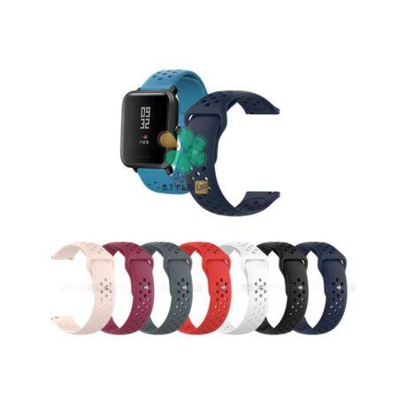 قیمت بند ساعت هوشمند شیائومی Xiaomi Amazfit Bip Lite مدل Nike