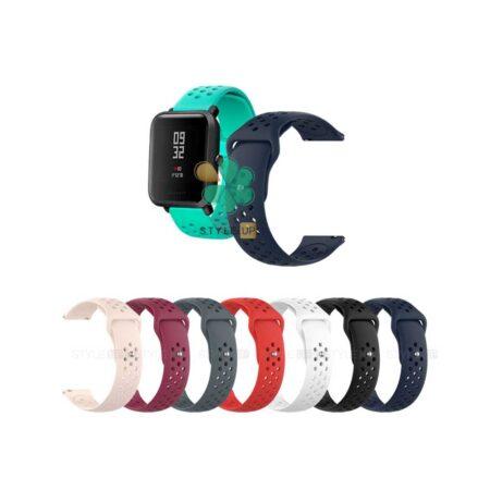 قیمت بند ساعت هوشمند شیائومی Xiaomi Amazfit Bip S مدل Nike