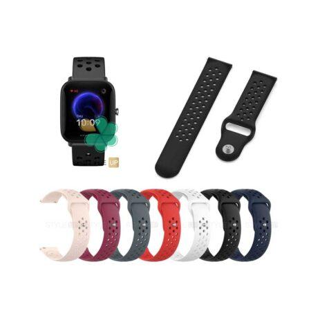 قیمت بند ساعت هوشمند شیائومی Xiaomi Amazfit Bip U مدل Nike