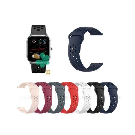 قیمت بند ساعت هوشمند شیائومی Xiaomi Amazfit GTS 2 Mini مدل Nike