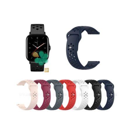 قیمت بند ساعت هوشمند شیائومی Xiaomi Amazfit GTS 2e مدل Nike