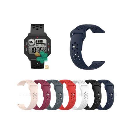 قیمت بند ساعت هوشمند شیائومی Xiaomi Amazfit Neo مدل Nike