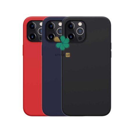 قیمت قاب سیلیکونی مگ سیف دار نیلکین گوشی اپل iPhone 12 Pro مدل Flex Pure Pro