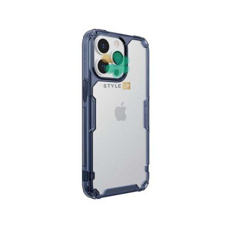 خرید قاب ژله ای نیلکین گوشی ایفون iPhone 13 Pro Max مدل Nature TPU Pro