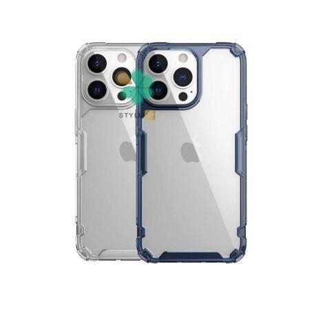قیمت قاب ژله ای نیلکین گوشی ایفون iPhone 13 Pro Max مدل Nature TPU Pro