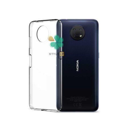 خرید قاب گوشی نوکیا Nokia G10 مدل ژله ای شفاف