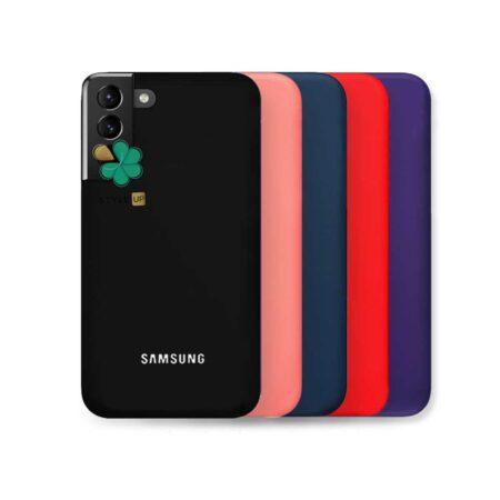 خرید کاور سیلیکونی اصل گوشی سامسونگ Samsung Galaxy S21 Plus