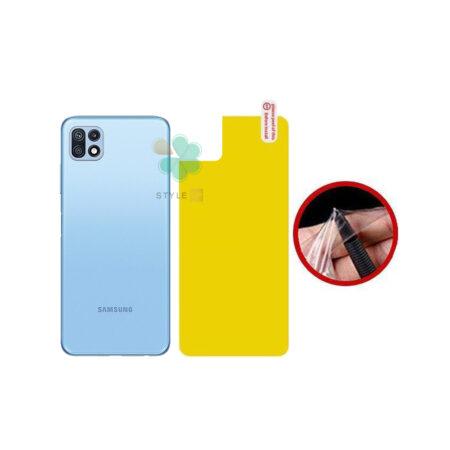 خرید برچسب محافظ نانو پشت گوشی سامسونگ Samsung Galaxy F42 5G