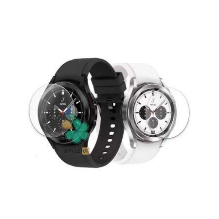 قیمت محافظ صفحه گلس ساعت سامسونگ Galaxy Watch 4 Classic 46mm