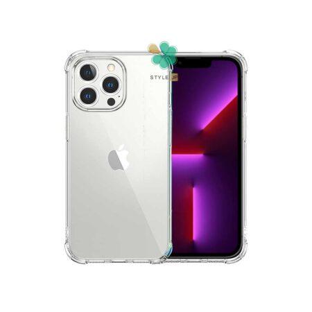 خرید قاب ژله ای گوشی اپل آیفون iPhone 13 Pro مدل کپسول دار