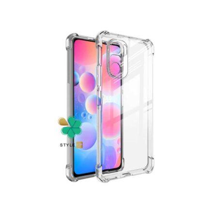 خرید قاب ایربگ دار گوشی شیائومی Xiaomi Poco F3 مدل محافظ لنز دار