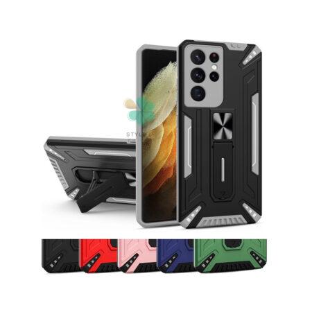 خرید قاب دیفندر گوشی سامسونگ Galaxy S21 Ultra مدل Ultra Defend