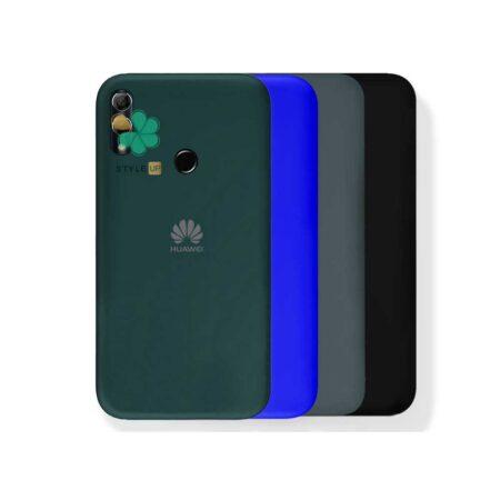 قیمت قاب گوشی هواوی Huawei Honor 10 Lite مدل ژله ای رنگی