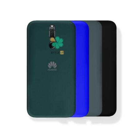 خرید قاب گوشی هواوی Huawei Mate 10 Lite مدل ژله ای رنگی