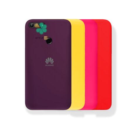 خرید قاب گوشی هواوی Huawei P Smart مدل ژله ای رنگی