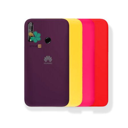 خرید قاب گوشی هواوی Huawei Y6p مدل ژله ای رنگی