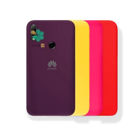 خرید قاب گوشی هواوی Huawei Y6s 2019 مدل ژله ای رنگی