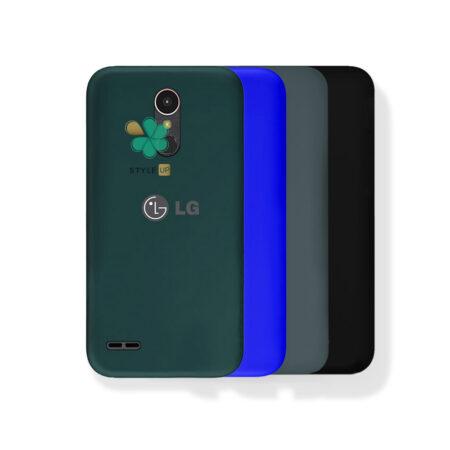 خرید قاب گوشی ال جی LG K10 2017 مدل ژله ای رنگی