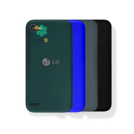 خرید قاب گوشی ال جی LG Q6 مدل ژله ای رنگی